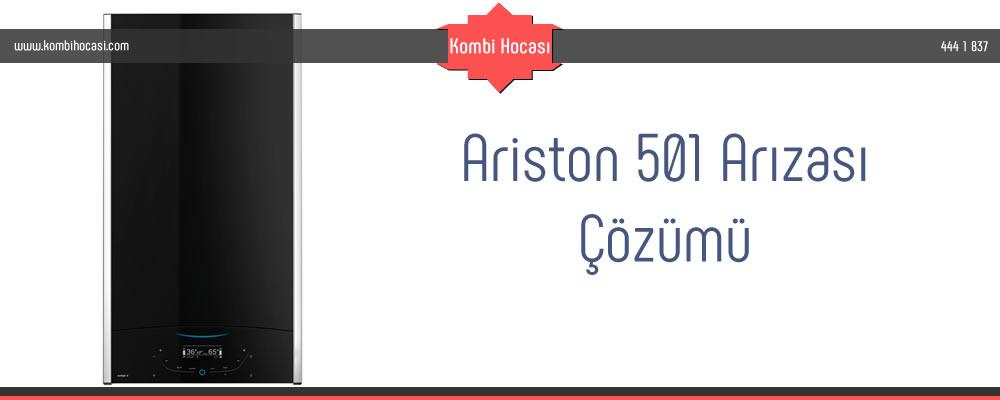 Ariston 501 Arızası çözümü Kombi Servisinden Fazlası