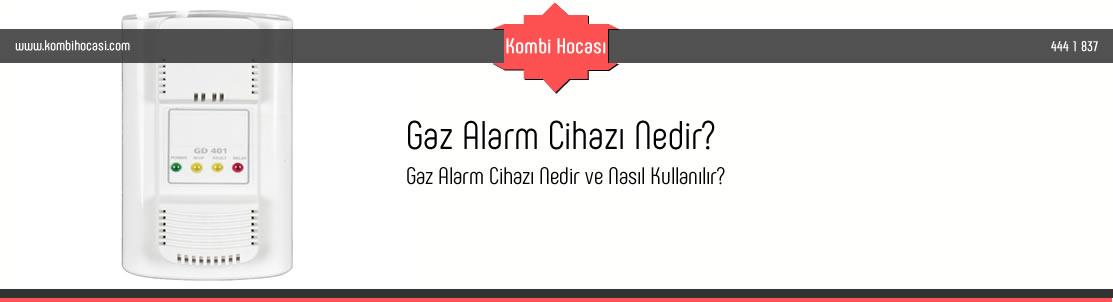 Gaz Alarm Cihazı